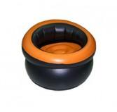 مبل دایره ای نارنجی