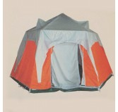 چادر اقلیمی 6 ضلعی