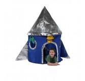 چادر بازی طرح راکت فضایی