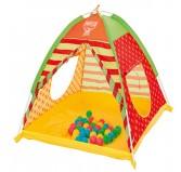 چادر بازی کودک با توپ رنگی