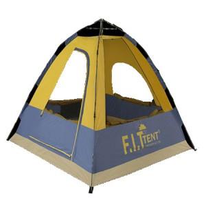 چادر مسافرتی اتوماتیک 6 نفره F.I.T